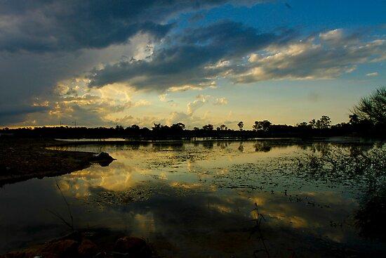 Amazing sky  by Nina  Matthews Photography