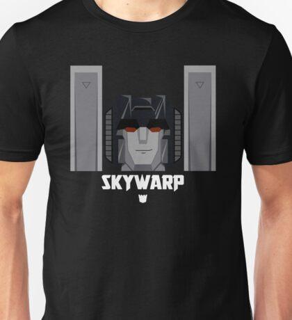 """Transformers - """"Skywarp (Seeker)"""" Unisex T-Shirt"""