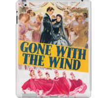 Gone With The Wind - 1 iPad Case/Skin