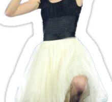 Ballet Dance Taylor Swift Sticker