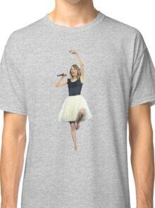 Ballet Dance Taylor Swift Classic T-Shirt