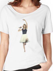 Ballet Dance Taylor Swift Women's Relaxed Fit T-Shirt