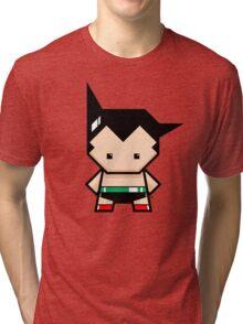 Mekkachibi Atom Tri-blend T-Shirt