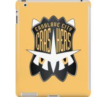 Canalave City Crashers iPad Case/Skin