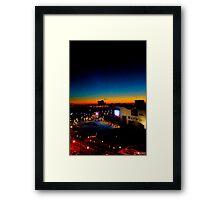 Norfolk Waterside Framed Print