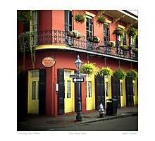 """Distinctively New Orleans"" Photographic Print"
