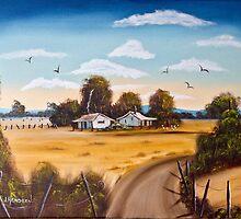 The Farm by Terry-ann