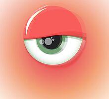 The eye by Ignasi Martin