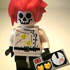 Professor Boom Custom LEGO® Minifigure with Bomb, by 'Customize My Minifig' by Chillee