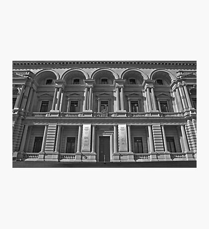 Old Treasury Building, Spring St Photographic Print