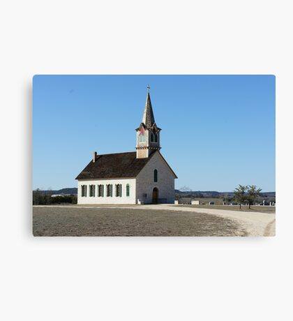St Olaf Kirke Canvas Print