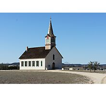St Olaf Kirke Photographic Print