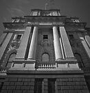 Parliament of Victoria, Spring St by Andrejs Jaudzems