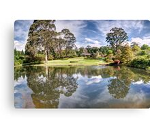 The Secret Garden #2 - Mount Wilson NSW - The HDR Reflections Canvas Print
