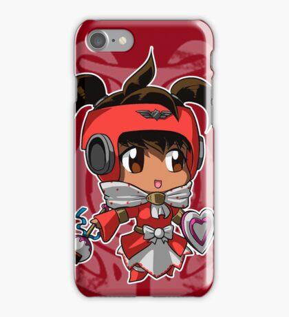 Aion - Cute Cleric iPhone Case/Skin