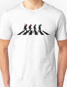 Turtle Road (Black) T-Shirt