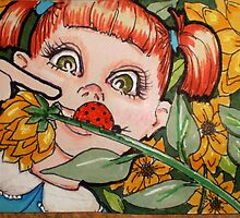 Ladybug Discovery by Lenora Brown