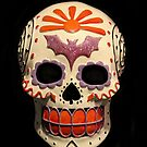 Day of the Dead #11, Altar Skull by Heather Friedman