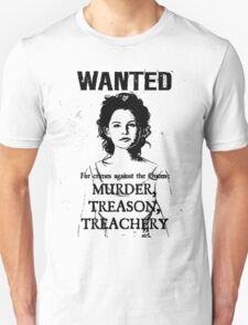 Wanted - Snow White Unisex T-Shirt