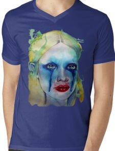 Compulsion Mens V-Neck T-Shirt