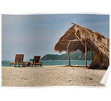 Kuta (Lombok) Beach 4 Poster
