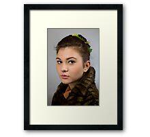 L 9.0 Framed Print