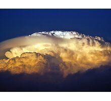 Dark Clouds 3 Photographic Print