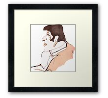 Elvis Person #9 Framed Print