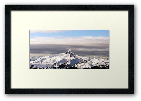 Black Tusk, Whistler by Ryan Davison Crisp