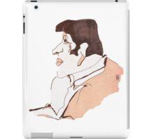 Elvis Person #9 iPad Case/Skin