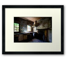 """If These Walls Could Talk"" Framed Print"