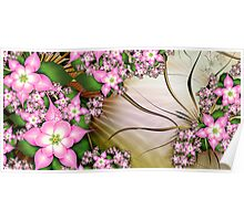 Apple Blossom Season Poster