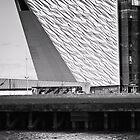 Titanic Series No15. The Titanic Belfast by Chris Cardwell