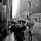 Rainy 42nd St. by Vincent Riedweg