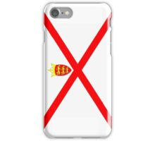 Jersey Flag iPhone Case/Skin