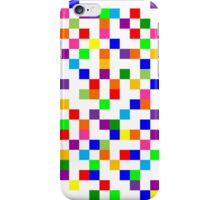 Colourful Squares iPhone Case/Skin