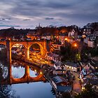 Knaresborough Riverside by Vaidotas Mišeikis