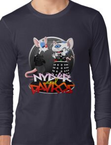 Nyder & Davros Long Sleeve T-Shirt