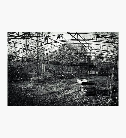 Closed Photographic Print