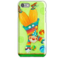 Clown Boy iPhone Case/Skin