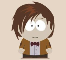 Eleventh Doctor - South Park by poisontao