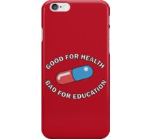 Kaneda Jacket - Good for Health iPhone Case/Skin