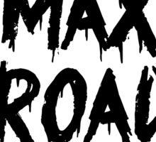 MAD MAX ROAD WARRIOR Sticker