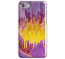 Lotus flower iPhone Case/Skin