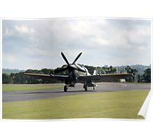 Supermarine Spitfire MKV Poster