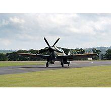 Supermarine Spitfire MKV Photographic Print