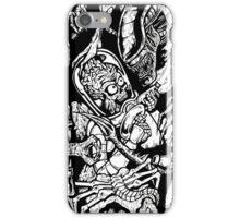 Aliens iPhone Case/Skin