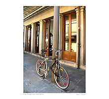 """Early Morning In The French Quarter""  Photographic Print"