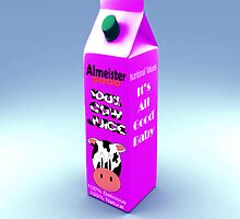 Cow Juice by Almeister5000