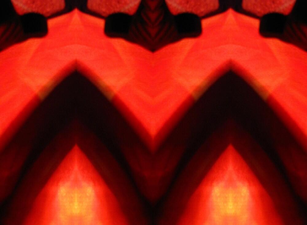 REDstract Nr 6 by ArtOfE